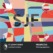 Prospectus front cover