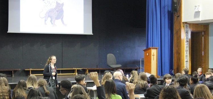 SJF pre-university lecture series