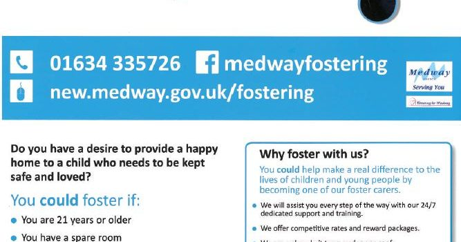 Fostering in Medway