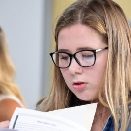 2018 Sixth Form Results Morning